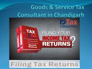 Gst Tax Consultant in Chandigarh