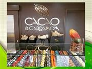 Cacao and Cardamom-Luxury Chocolate Brand in Houston