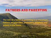 Fathers and Parenting