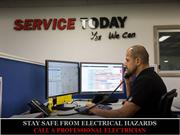 Safety First - When to Call A Professional Electrician