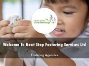 Next Step Fostering Services Ltd Presentations
