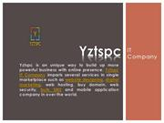 Easy to Start Your Business Online Through Yztspc IT Company