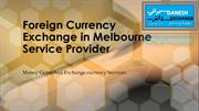 Foreign Currency Exchange in Melbourne No Fees