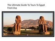 The Ultimate Guide To Tours To Egypt From Usa-converted