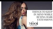 Best Pre Bonded Hair Extensions - Mooi Hair Extension Supplies