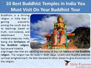 10 Best Buddhist Temples in India You Must Visit On Your Buddhist Tour