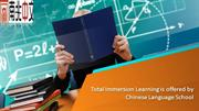 Total Immersion Learning is offered by Chinese Language School