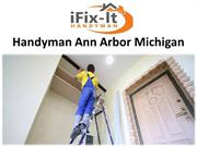 Handyman Ann Arbor Michigan