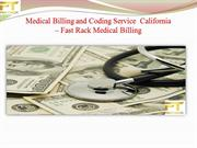 Dialysis Medical Billing Services CA