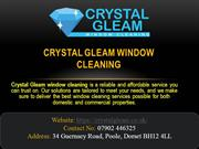 Affordable Pressure Washing Bournemouth in UK | Crystal Gleam