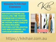 Welcome To Kiki Hair Extensions