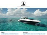 Make Your Trip to the Cayman Islands Memorable with Fun Watersports