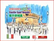Read Rome by foot 06 - Castle Sant'Angelo  (聖天使城堡)