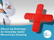 Allevyn Ag Dressings - An Extremely Useful Wound-Care Dressing