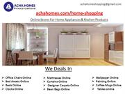 Online Stores For Home Appliances & Kitchen Products