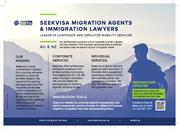 SeekVisa A5- Leader in corporate mobility