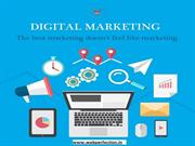 Now this time to Digital marketing service