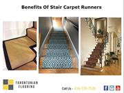 Benefits Of Stair Carpet Runners