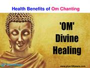 Health Benefits of Om Chanting