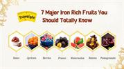 Iron Rich Fruits