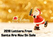 2018 Customized Santa Letters for Christmas - Letter From Santa