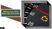 Will Your Car's Check Engine Light Reset Itself