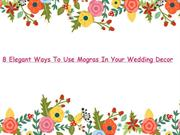 8 Indian Wedding Themes To Serve As Wedding - WingDing