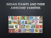 Indian Stamps and Their Awesome Varieties