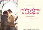 Wedding Planners in Asheville NC | Event planner asheville NC