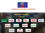 Led Lights in Chennai | Samraat Electronic Company