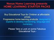 Home Learning | Educational Toys | Learning Toys | Wooden Toys