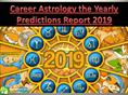 Career and Yearly Predictions-According to vedic Astrology, 2019