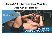 AndroDNA : Keep Your Body Active And Perfect Body!