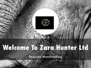 Zara Hunter Ltd Presentations