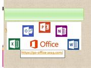 www.Office.com/setup - Install Office 2019 office.com/setup