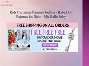 Baby Doll Pajamas for Girls