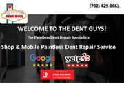 Paintless Dent Repair Las Vegas