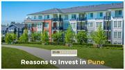 Reasons to Invest in Real Estate Pune