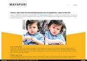 Taimur, who went far beyond Saif and Kareena in popularity, came to th