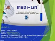 Medilin is  one of the leading Indian manufacturer of Disposable