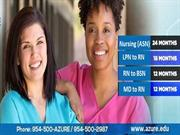 Azure College - School of Nursing in Florida