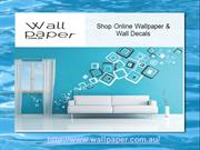 Wallpaper.com.au  - Wallpaper Designs | Wall Decals | Wall Stickers