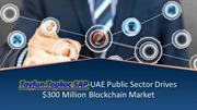 Tayfun Topkoc SAP-UAE Public Sector Drives $300 Million Blockchain Mar