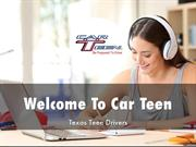 Car Teen Presentations