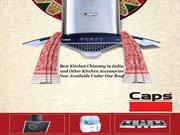 Best Kitchen Chimney in India and Other Kitchen Accessories Now Availa