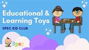 Shop for the Best Educational Equipments at Spec Kid Club