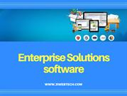 Enterprise Solutions software