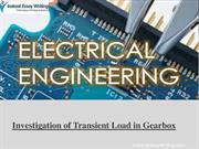 Evaluating the Mechanism Of Gearboxes In Wind Turbine