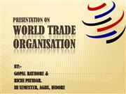 World Trade Organosation