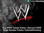 Cheapest WWE Royal Rumble Tickets